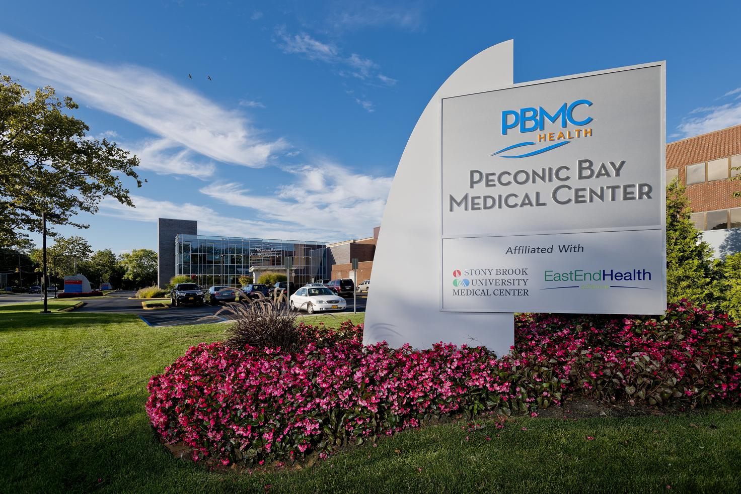 PBMC Health Sign on Circle